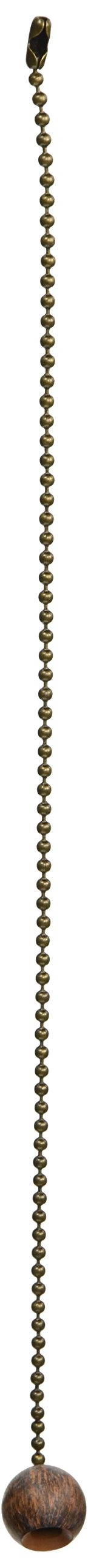 Westinghouse 77218 Pull Chain with Ball Old Chicago Finish