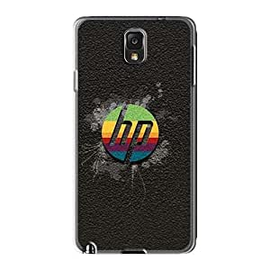CharlesPoirier Samsung Galaxy Note3 Shock Absorption Hard Phone Case Provide Private Custom Trendy Linkin Park Pattern [WVT2427eGgB]