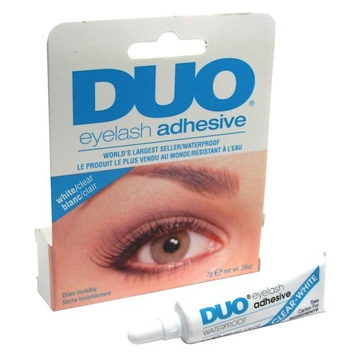 Duo Lash Adhesive, Clear, 0.25 Ounce (Online Costume Stores)