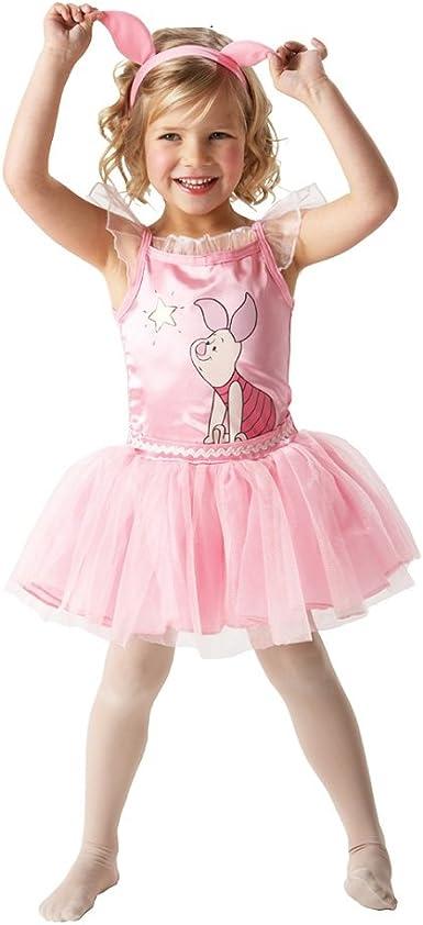 Disney Piglet Girls Ballerina Fancy Dress age 3-4 From Winnie the ...