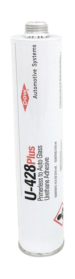 Dow U-428 Plus Auto Glass Windshield Urethane Primer Less Adhesive Glue Sealant