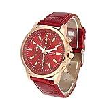 Wensltd Clearance Sale! Luxury Fashion Leather Watch Bracelet Watch