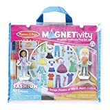 Melissa & Doug Magnetivity Magnetic Dress-Up Play