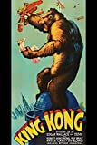 Buyenlarge King Kong Sweden Wall Decal, 24'' H x 16'' W