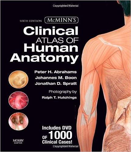 Mcminns Atlas Of Human Anatomy Ebook