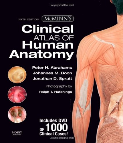 McMinn\'s Clinical Atlas of Human Anatomy with DVD: Peter H. Abrahams ...