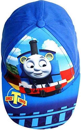 52cm//20.4, Blue Children Baseball Cap,Thomas /& Friends Caps//Hat,Adjustable,Official Licensed