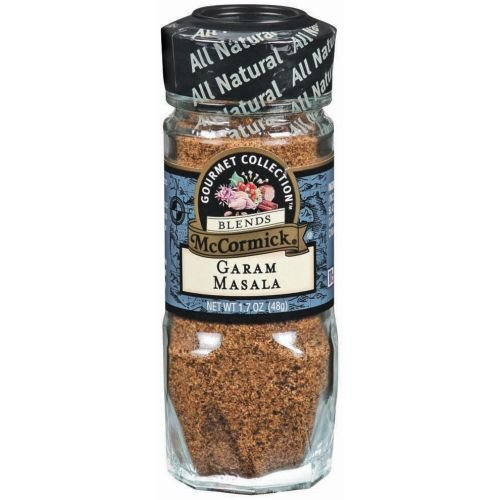 McCormick Gourmet Collection Garam Masala Seasoning - 1.7 oz. jar, 36 per case by McCormick