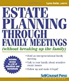 Estate Planning Through Family Meetings, Lynne Butler, 1770400362