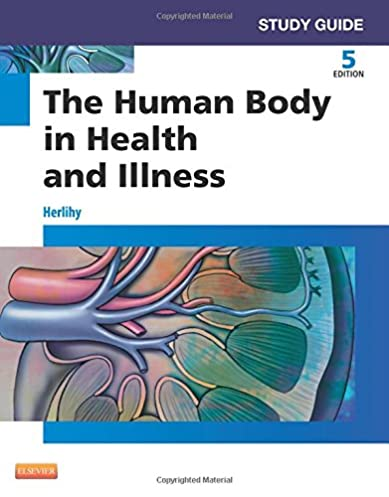 study guide for the human body in health and illness 5e rh amazon com Anatomy Muscles Study Guide Anatomy Tissue Study Guide