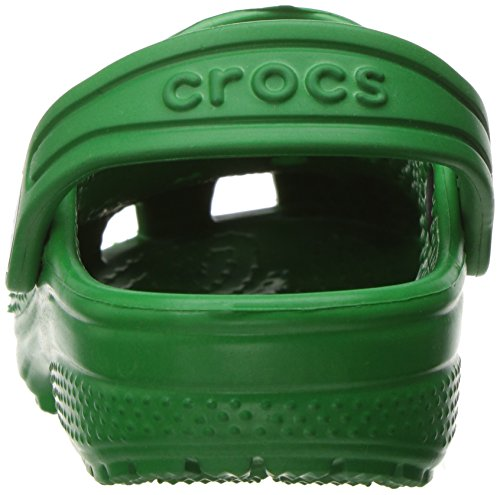 Crocs Kids Classic Clog Kelly Green