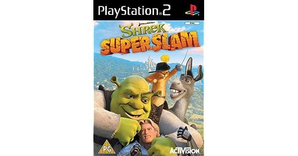 Shrek: Super Slam (PS2) by ACTIVISION: Amazon.es: Videojuegos