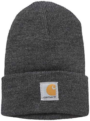 Carhartt Youth Toddler Boys' Acrylic Watch Hat, Charcoal Heather, from Carhartt