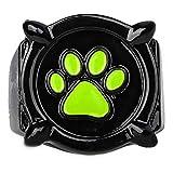 Rings Handmade Cat Noir Ring Cat Green