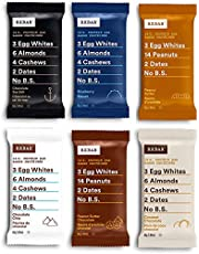 RXBAR Whole Food Protein Bar, 12 Count, 52g