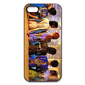 Mystic Zone Greatest Band Pink Floyd Cases for iPhone 5 Hard Back Cover Fits Case WSQ1025 hjbrhga1544