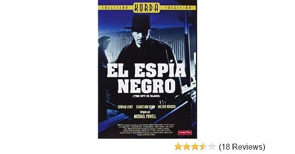 Amazon.com: The Spy in Black (1939) (U-Boat 29)  (El Espia Negro)  [DVD]: Valerie Hobson, Marius Goring, Hay Petrie, Conrad Veidt, Sebastian Shaw, ...