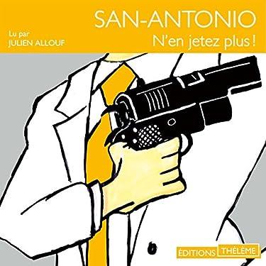 N\'en jetez plus ! (San-Antonio 75) Audiobook | Frédéric Dard ...