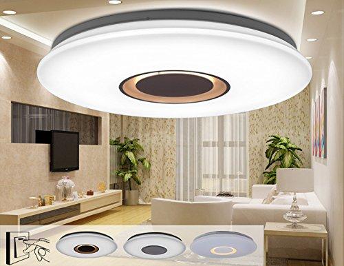 Natsen® 54W LED Deckenlampe Runden Wandlampe Deckenbeleuchtung ...