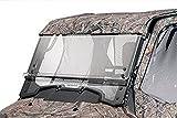 Honda 08R72-HL3-A00 Hard Coat Folding Poly Windscreen - 2 Piece