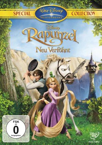 Rapunzel - Neu verföhnt dvd cover (2010) R2 GERMAN  Rapunzel - Neu ...