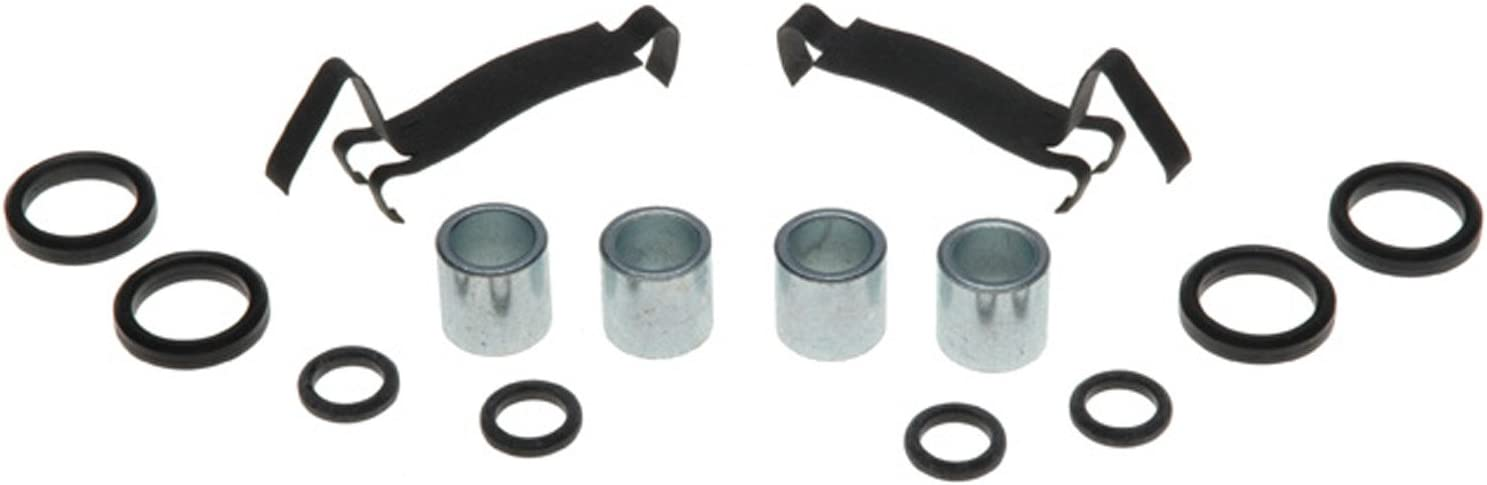 1 Pack Acdelco 18H601 Professional Professional Front Disc Brake Caliper Seal Kit