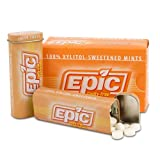EPIC DENTAL MINT,XYLTOL,FFRT,S1419811, 60 CT