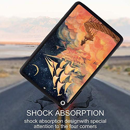 DISNEY COLLECTION Case for iPad Mini 2 I'm Still Here Carrie Liao, Treasure Planet Lightweight Cartoon Cute TPU Shockproof Defender Protective Cover