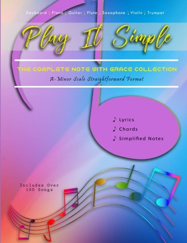 Download The Note With Grace Collection: A Variety Of Jewish sheet Music (Play It Simple) (Volume 2) pdf