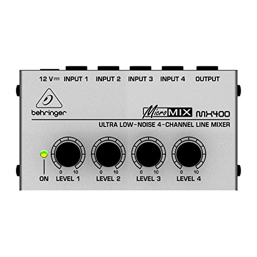 Behringer MX400 Ultra Noise Channel