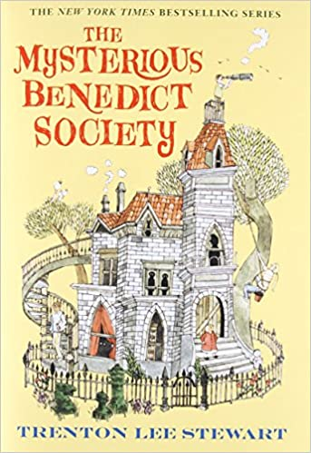 Image result for the mysterious benedict society