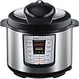 Kitchen & Housewares : Instant Pot Lux 5 Qt Multi-Use Programmable Pressure Cooker | Stainless Steel