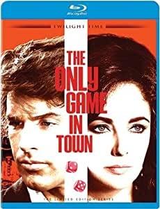 Only Game in Town [Blu-ray]