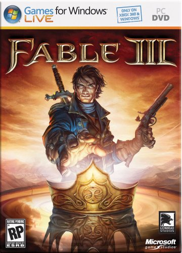 Fable 3   Games For Windows Live Version  Service Discontinued By Manufacturer