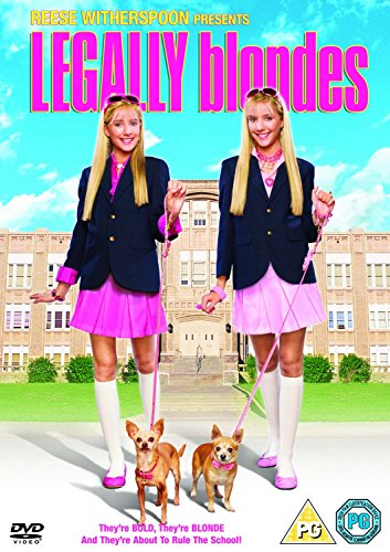 DVD : Legally Blondes [Import anglais] (US.ME.7.4-4.36-B001SHTWTE.0)