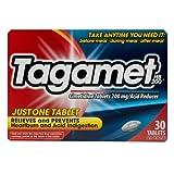 Tagamet Acid Reducer, HB 200, 200 mg, Tablets, 30 ct (Pack of 3)