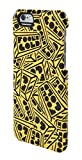 Hex Cell Phone Case for iPhone 6 - Retail Packaging - Gold