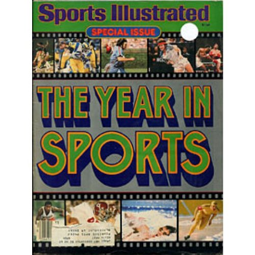- Sports Illustrated Magazine, March 13, 1980