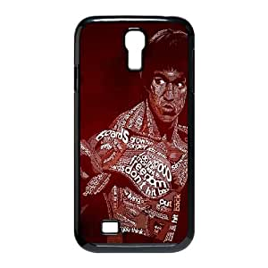 Samsung Galaxy S4 9500 Cell Phone Case Black_Bruce Lee Jbutn
