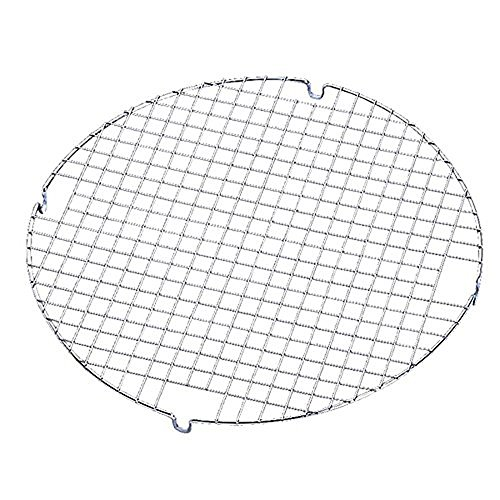 Wilton 13-Inch Round Chrome-Plated Cooling Grid