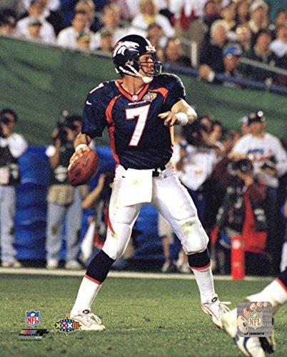 John Elway Super Bowl XXXII Photo (Size: 8