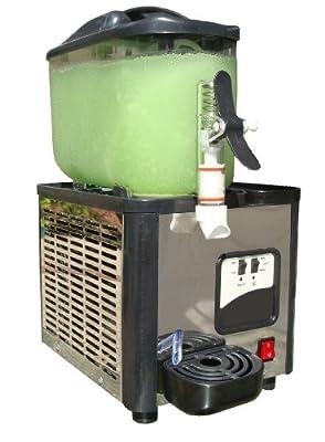 Margarita Girl Single-Bowl Mini Size Margarita Slush Frozen Drink Machine