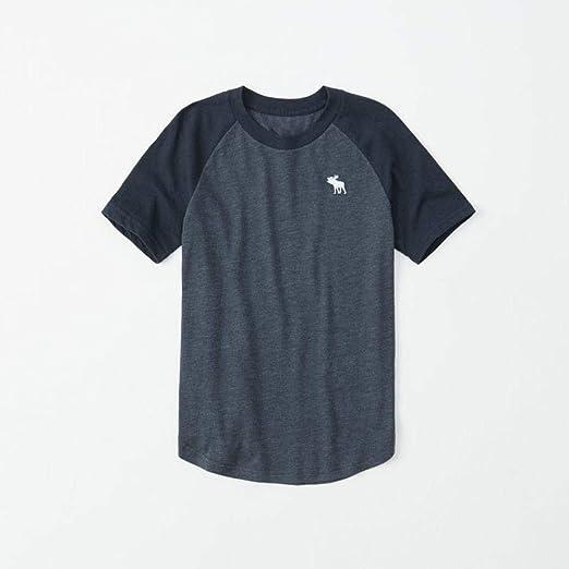 LF Niño Camisetas,Algodón Deportivo Viento,Camisa De Niños,Grey ...