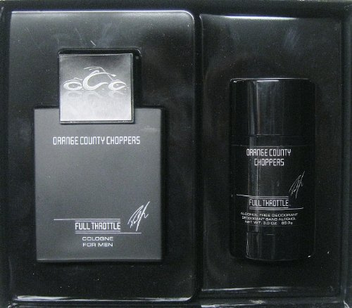 Orange County Choppers Full Throttle Set-contains 3.4 Oz ...