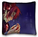 Custom ( Anime Umineko No Naku Koro Ni ) Pillowcase Cover 16