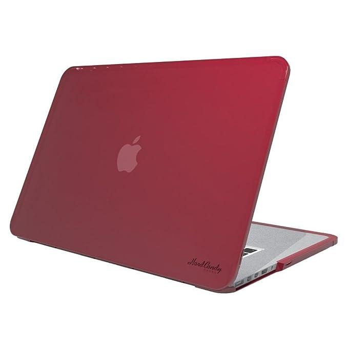 Hard Candy - Carcasa rígida para Macbook Pro Retina de 15