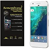 Remembrand Premium Tempered Glass for Google Pixel   0.3 mm, Oil Coated Tempered Glass Screen Protector only for : Google Pixel