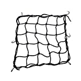 """Boxer Heavy-Duty 15"""" Cargo Net For Motorcycles, Atvs - Stretches To 30"""""""