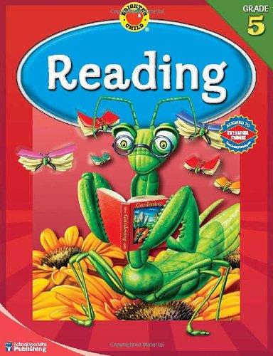 Read Online Reading, Grade 5 (Brighter Child Workbooks) pdf epub