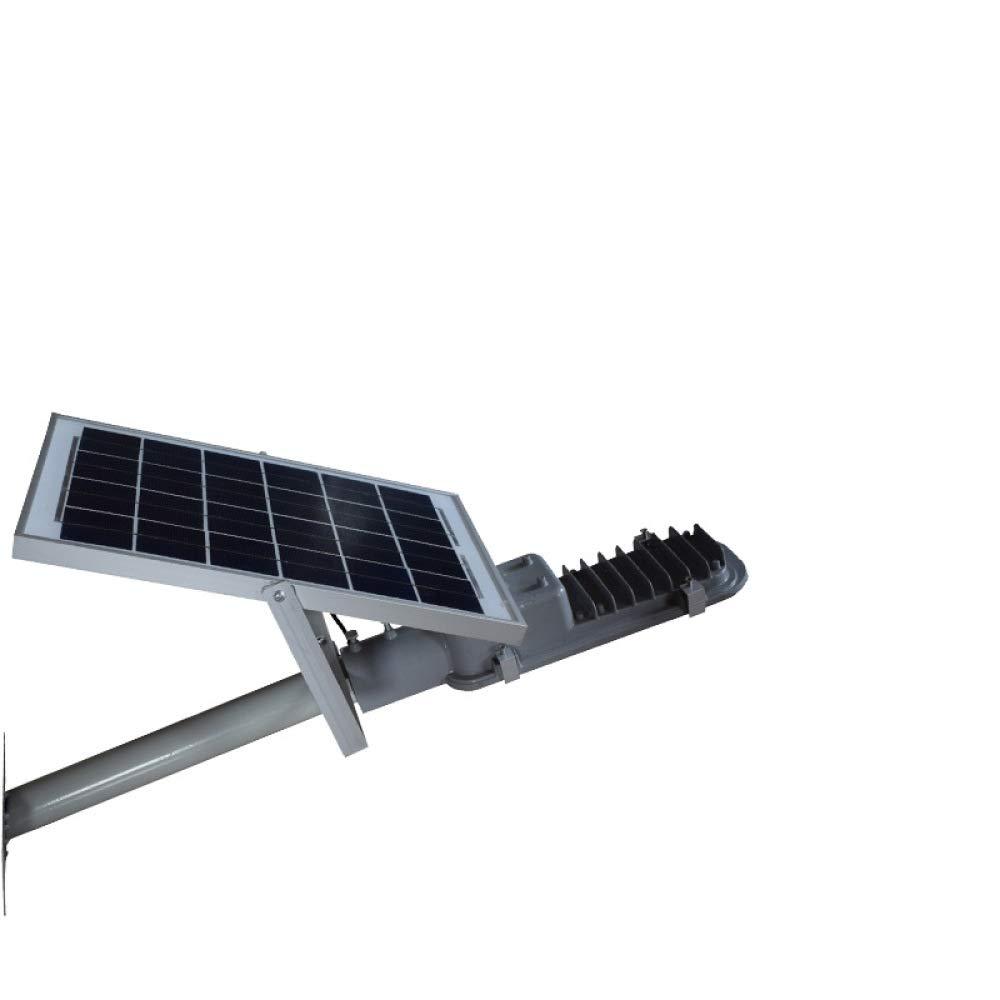 Hongge Lampade solari a LED da Esterno,10W Outdoor Solar all-in-One Street Lampada 12LED Illuminazione Solare, Lampada del Giardino di Villa